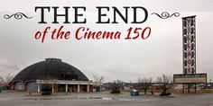 One last look back at Little Rock's famed Cinema 150, the night before its final demise, at Tie Dye Travels. The End of the Cinema 150. | Tie Dye Travels with Kat Robinson