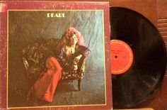 "Janis Joplin Full Tilt Boogie Pearl 12"" LP Columbia KC 30322 Blues Rock VG+/VG++ #BluesRock"