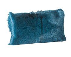 Netro Lumbar Pillow, Blue