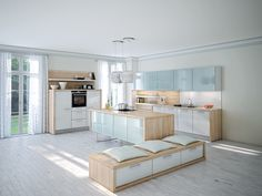 Fancy Nolte Kitchens