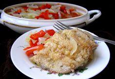 W Mojej Kuchni Lubię.. : smażone filety śledziowe w zalewie słodko kwaśnej ...