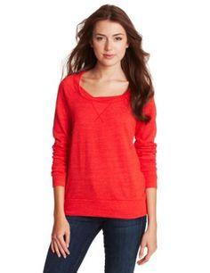 Splendid Women's Neck Sweatshirt Splendid. $68.04. Made in USA. Soft fabric. 38% Cotton/50% Polyester/12% Rayon. Machine Wash. Raglan