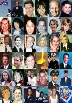 In honor of the thirty-three heroes, the flight crew on 9/11:  American Airlines Flight 11  United Airlines Flight 175  American Airlines Flight 77  United Airlines Flight 93