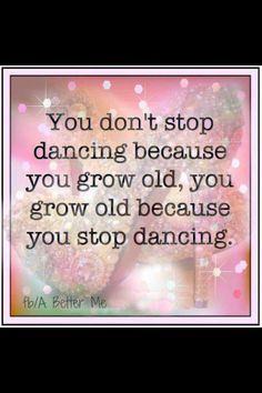 Good Morning! Today at The Ball NY Tri Box 6:30pm-7:30pm Salsa (Intermediate) 7:30pm-10:00pm Today's Dance Quote