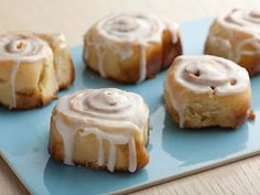 Get this all-star, easy-to-follow Overnight Cinnamon Rolls recipe from Alton Brown