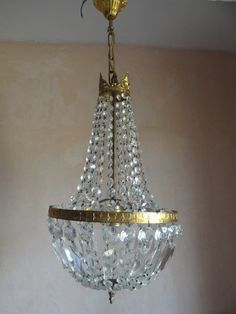 Chandelier, Ceiling Lights, Lighting, Home Decor, Transitional Chandeliers, Crystal, Vintage Gifts, Vintage Christmas, Gift Ideas