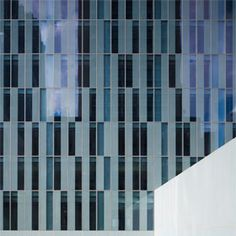 fritted glass facade - Google Search