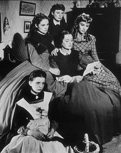 Little Women. My girls and I love this movie version.