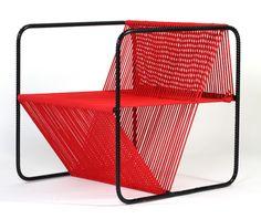'M100' chair by Matias Ruiz and Eric Malbrán Solar Salvo
