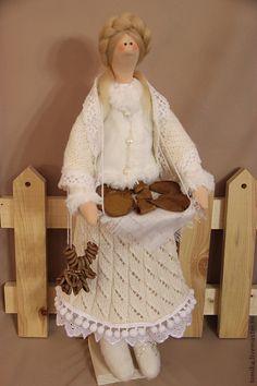 Купить ЭХ! Масленица!!! Пелагея - белый, Масленица, подарок, подарок на любой случай, кукла Тильда