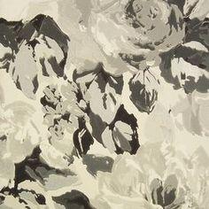 swatch of Arosa Wallpaper Onyx James Dunlop