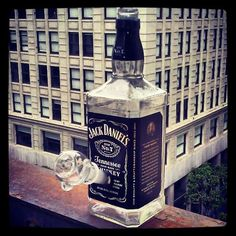 Jack Daniels Bong