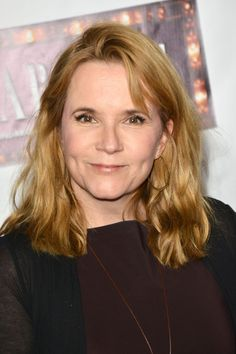 LEA THOMPSON at Cabaret Opening at Hollywood PantagesTeatre  actress LEA THOMPSON
