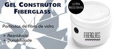 """Unhas quebradiças? Com o gel construtor """"Fiberglass"""", as suas unhas ganharão maior resistência e durabilidade! Experimente! Visite-nos em www.biucosmetics.com #fiberglass #biucosmetics #unhas #nails #construtor #gel #forte #resistente #portugal #strongnails"""