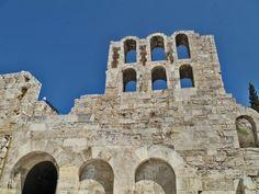 Odeon of Herodes Atticus, Acropolis, Athens