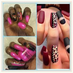 What's on my Nails For 2 Days ❤My 1st Valentines Nail Design❤