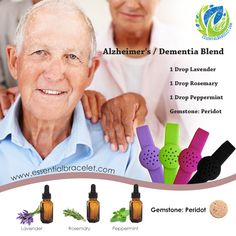 While essential oils from plants have been used therapeutically for centuries to improve physical and mental health, there is little confirmed scientific proof of their efficacy. A limited number of clinical trials have concluded that they provide a potentially effective and safe treatment for psychiatric disorders, including Alzheimer's disease and related dementias