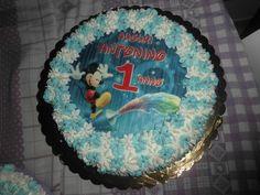 2° torta di compleanno del mio bambino!
