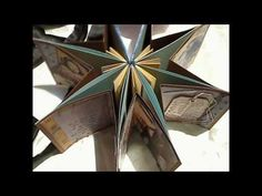 How to Make a Star Book : How to Make a Star Book: Decorate Pages - YouTube
