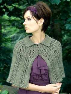Buy Daisy Lea by Louisa Harding knitting pattern book from Black Sheep Wools. As one of the UK's top suppliers we offer the lowest price on Daisy Lea by Louisa Harding knitting pattern book. Crochet Shirt, Crochet Lace, Knitted Capelet, Louisa Harding, Outlander Knitting, Bolero, Wrap Pattern, Crochet Clothes, Baby Knitting