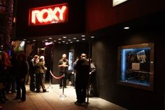 The Roxy Theatre, Hollywood.