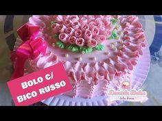 Técnicas com bico Pitanga e bico Folha da Mago #Culinária com Angelica Mendes - YouTube