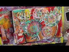 Balzer Designs: Art Journal Every Day: Sakura Solid Markers