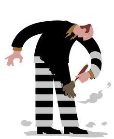 Aad Goudappel, illustrator - as the dust settles