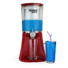 Small Slushie Maker #gadget gifts http://www.giftgenies.com/presents/small-slushie-maker