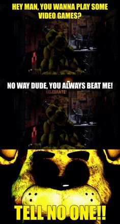 Five Nights at Freddy's video games