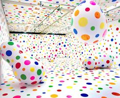 Japanese artist, 1929 – present Yayoi Kusama is one of my favorite artists who emerged in the 60s, hailing from Matsumoto Japan. Her paintings, sculptures and installations all revolve around…