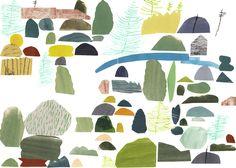 clairesoftley: Butlins Landscape.