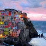 Cinque Terre - must go soon.