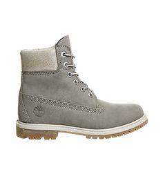 Timberland Premium 6 Boots Sleet Waterbuck Nubuck - Ankle Boots