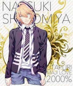 UtaPri :: Uta no Prince-Sama ~~ Natsuki Shinomiya