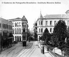 Fotos antigas de SP 2 - 1890/1910 - SkyscraperCity - Rua São Bento