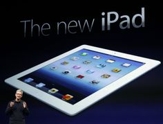 The new #iPad is coming! :-)