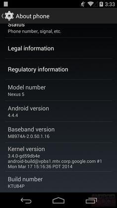 Google libera atualização Android 4.4.4 para linha Nexus - http://showmetech.band.uol.com.br/google-libera-atualizacao-android-4-4-4-para-linha-nexus/