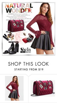 """""""shein 1"""" by woman-1979 ❤ liked on Polyvore featuring Avon and Chanel"""