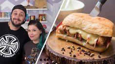 Sanduíche de Frango com Bacon (feat. Tucano) - Receitas de Minuto #250