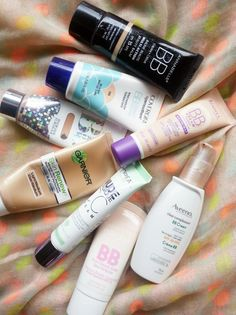 8 Drugstore BB Creams for Glowing Skin