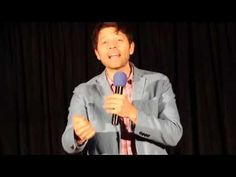SeaCon 2015 - Intro To Misha's Panel/Jared Crashes (Saturday) - YouTube
