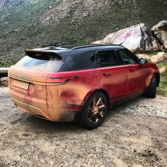 "8,971 Likes, 29 Comments - Range Rover World (@rangerover.world) on Instagram: ""Should the Velar be allowed this dirty❓ . . . #rangeroverworld #rangeroversociety #rangeroverusa…"""