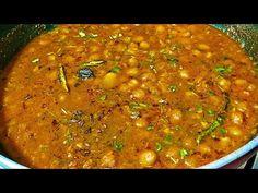 स्वादिष्ट छोले मसाला की आसान रेसिपी/Chole masala recipe/How to make chole masala/Chana masala - YouTube Movie, Ethnic Recipes, Food, Film, Essen, Cinema, Meals, Films, Yemek