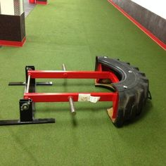 The Juggernaut Training Tire is ideal for training for strongman competitions, crossfit events, or just getting in great shape. Homemade Gym Equipment, Diy Gym Equipment, No Equipment Workout, Fitness Equipment, Training Equipment, Garage Gym, Basement Gym, Home Made Gym, Diy Home Gym