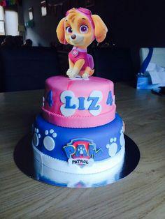 Paw patrol cake / taart