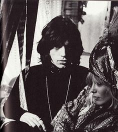 Mick Jagger and Anita Pallenberg in Performance filmed in 1968 Mick Jagger, Rolling Stones, London Live, Anita Pallenberg, Moves Like Jagger, Rockn Roll, Keith Richards, Male Beauty, Rock Bands