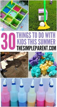 Check out these fun things to do with kids this summer!