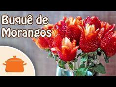 Buquê de Rosas de Morangos - YouTube