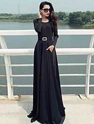 WeiMeiJia® Women's Plus Size Graceful Long Sleeve... – AUD $ 31.91
